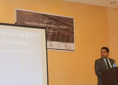 Advanced Taxation Training