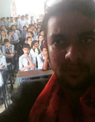 Sushant Raj Sharma